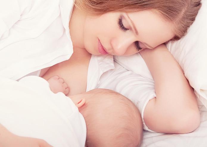 Vivere bene l'allattamento